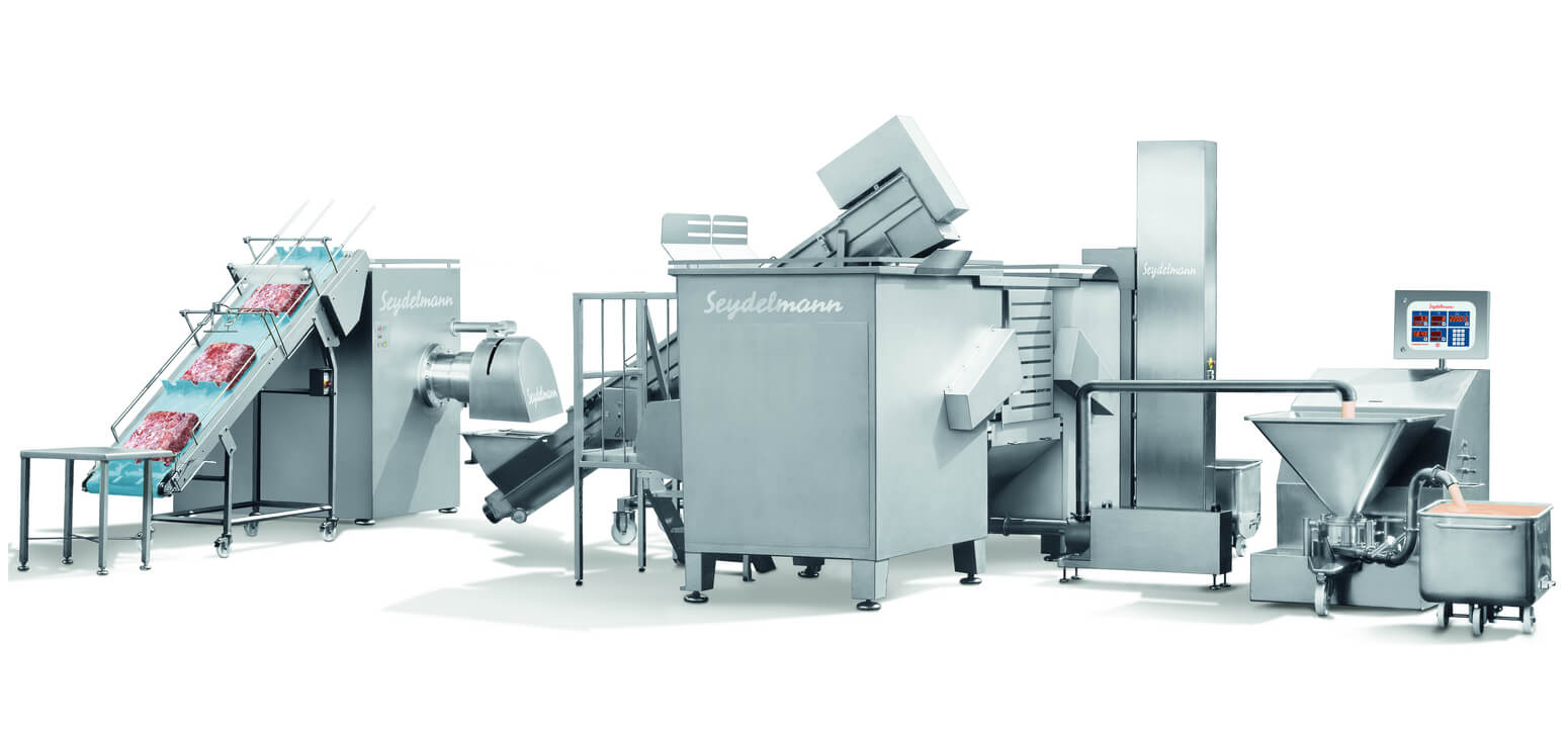 ZINNIA Food Processing Excellence – Food Preparation, Processing